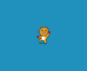 카카오 캐릭터